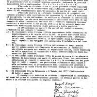 Accordo aziendale 6.10.1976, Bologna, Da: Archivio contrattazione Fiom Bologna.