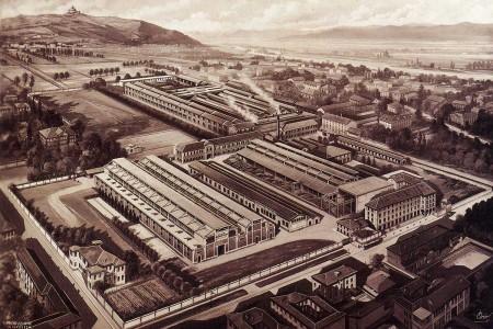 Zona industriale Santa Viola