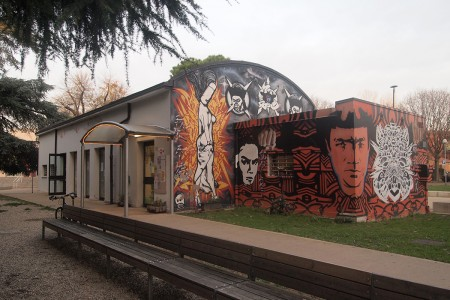 Zona industriale San Donato
