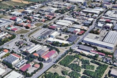 Zona industriale Imola
