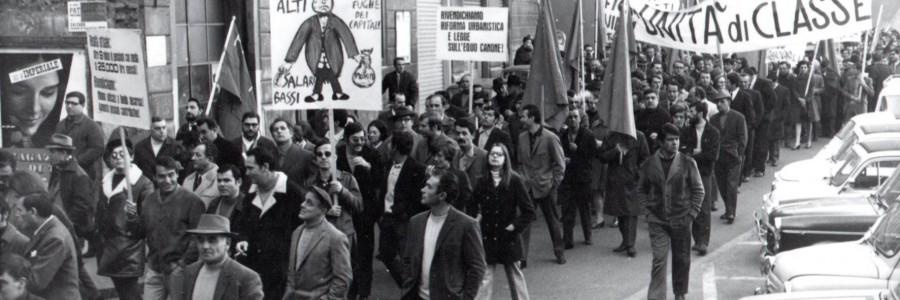 L'anno della rivoluzione: il Sessantotto alla Casaralta